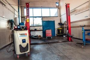 warsztat samochodowy - serwis klimatyzacji